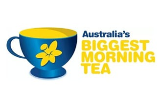 Australias Biggest Morning Tea Logo