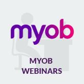 Myob Webinars