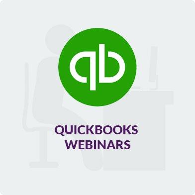 Quickbooks Webinars